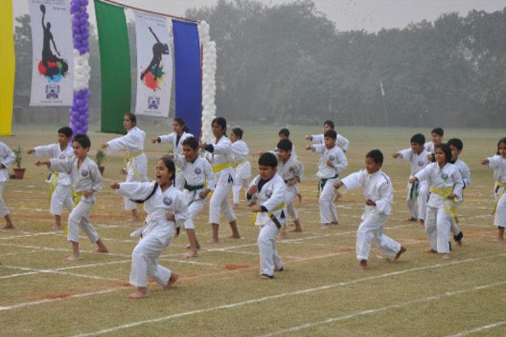 Khaitan Public School-Karate