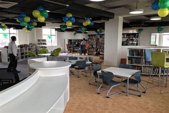 Khaitan Public School-Library