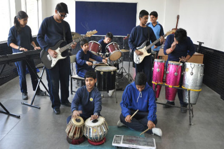 Khaitan Public School-Music Classes