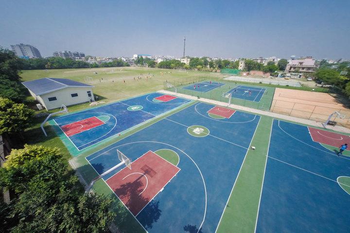 Khaitan Public School-Sports Complex
