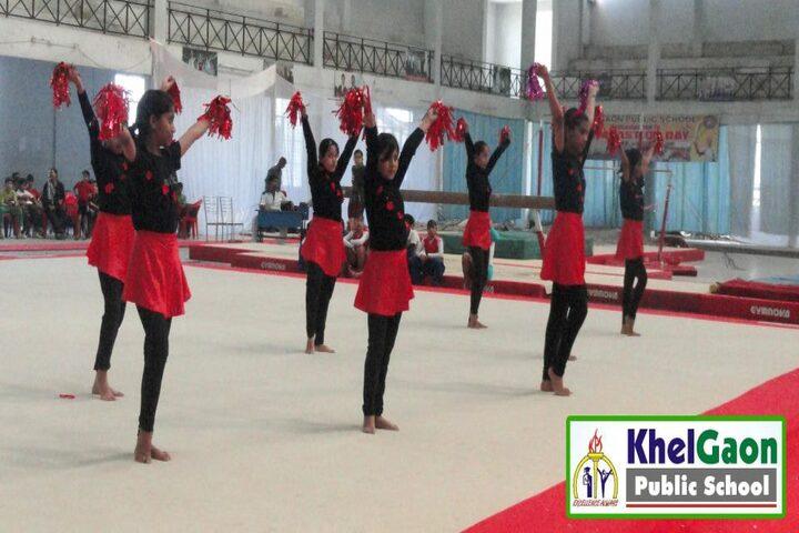 Khelgaon Public School-Dance