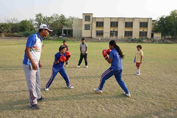 Khelgaon Public School-Sports Ground
