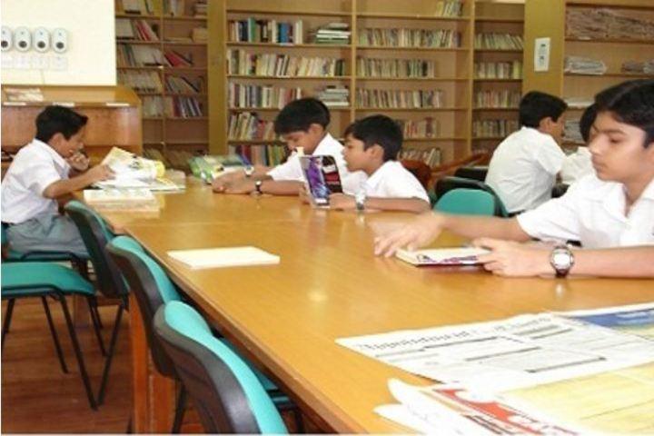 Kids Valley School-Library