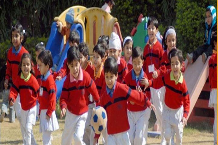 Kids Valley School-Playarea