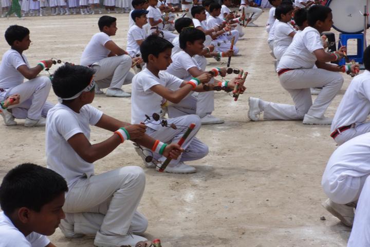 St Xaviers High School-Activity