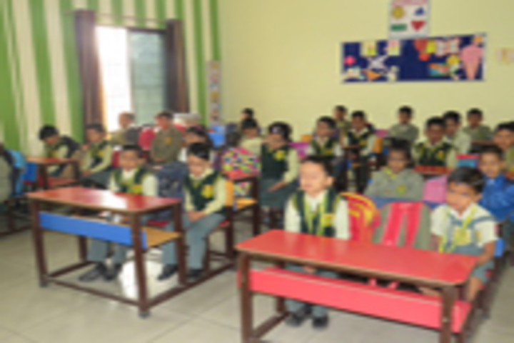 Kings Eden International School-Classroom