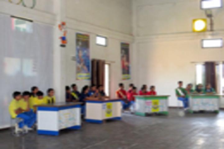 Kings Eden International School-Debate