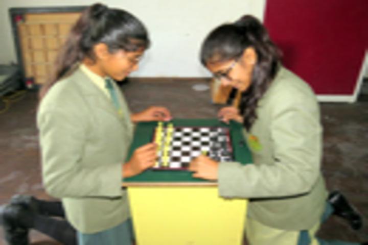 Kings Eden International School-Games