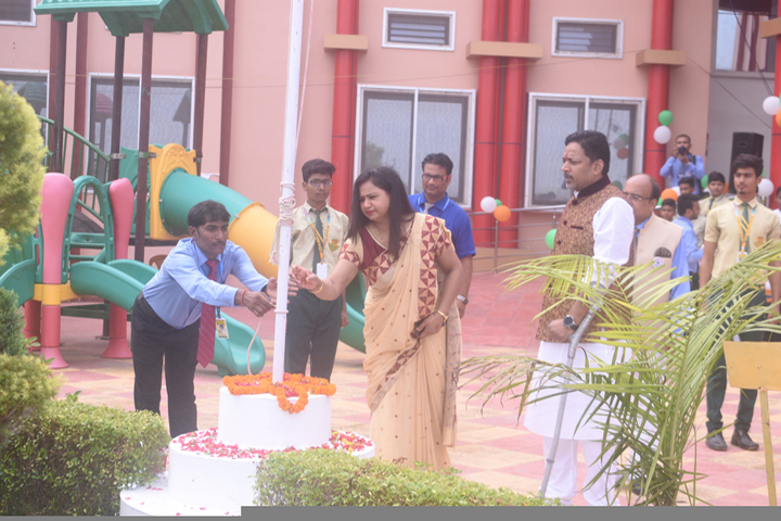 Kings Eden International School-Independence Day