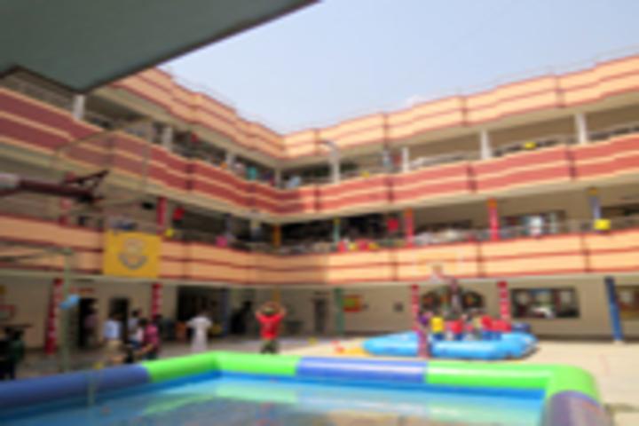 Kings Eden International School-School Building