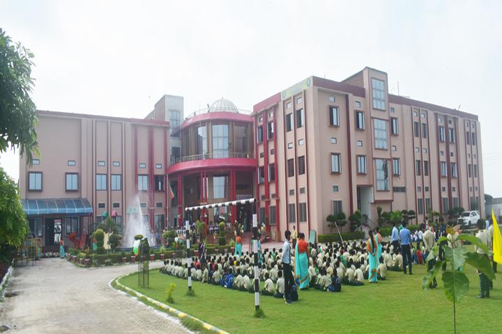 Kings Eden International School-School vIRW