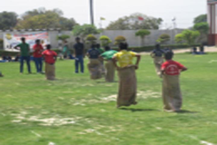 Kings Eden International School-Sports Day
