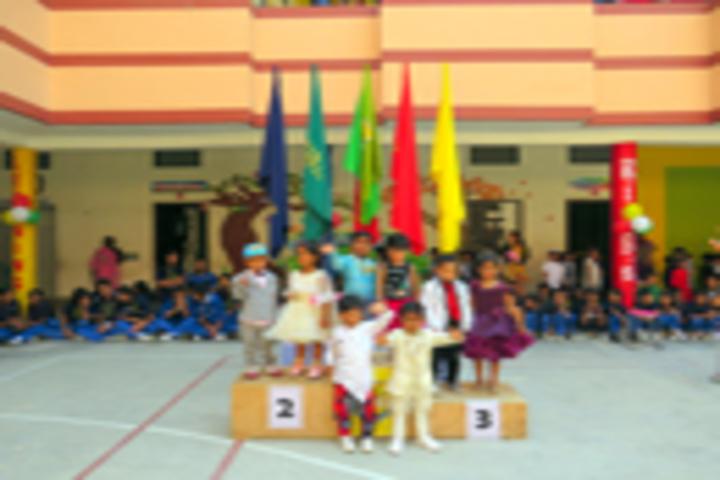 Kings Eden International School-Sports