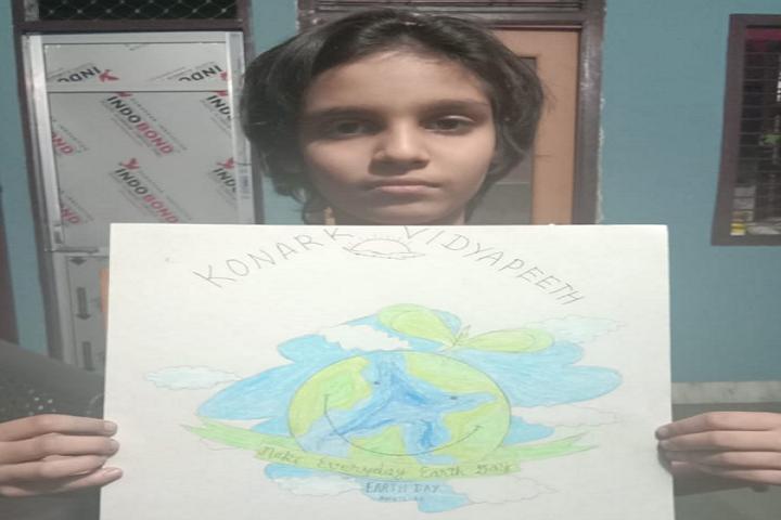Konark Vidyapeeth- Save Earth