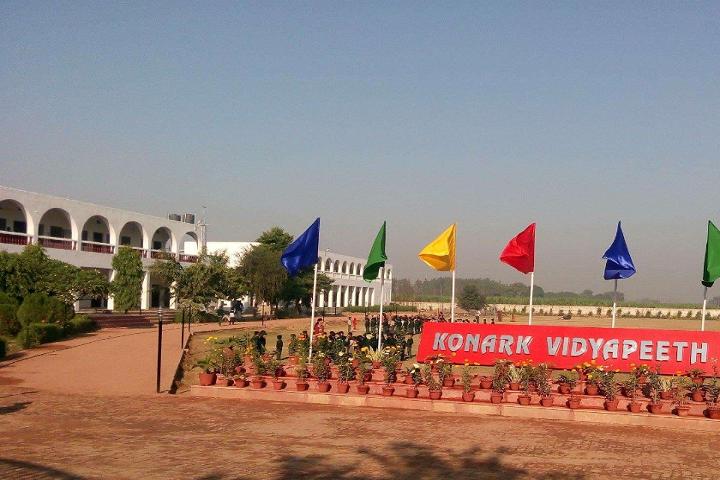 Konark Vidyapeeth-School-View