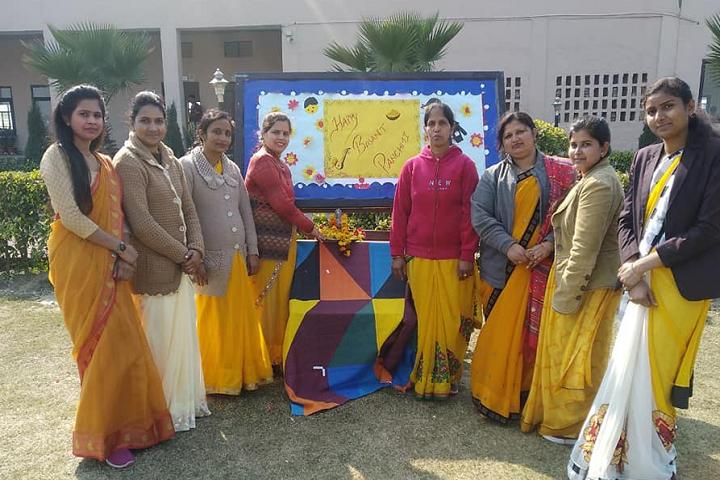 Konark Vidyapeeth-Teachers Day