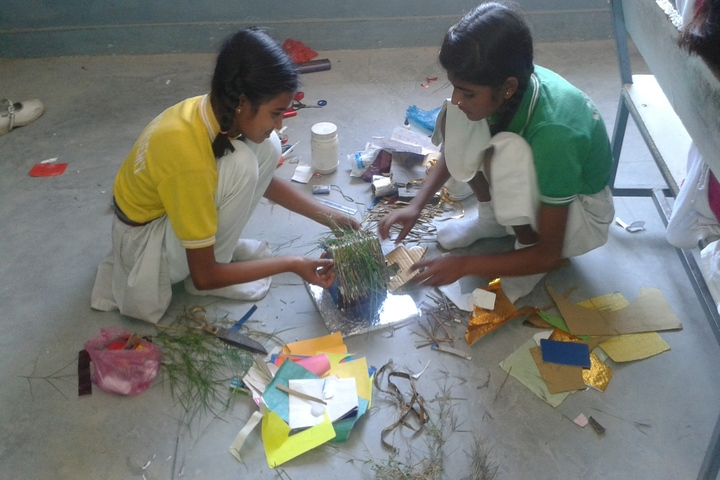 Krishna Academy-Activity