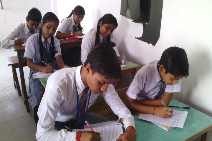 Krishna Academy-Class Room