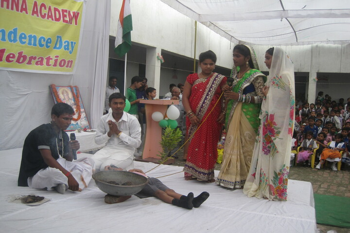 Krishna Academy-Drama