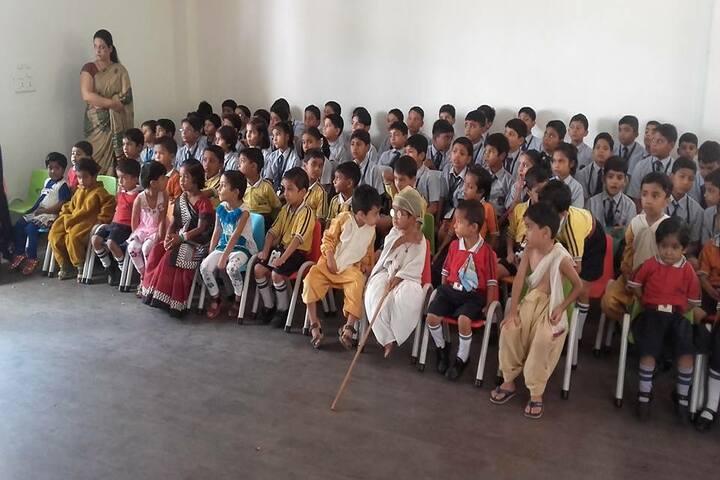 Krishna International School-Fancy Dress Competition