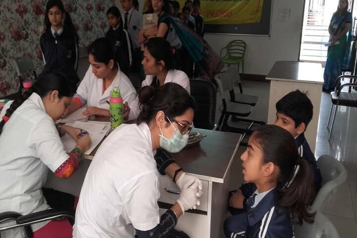 Krishna International School-Medical Facilities