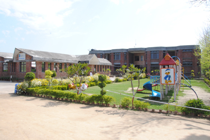 Krishna International School-Campus View