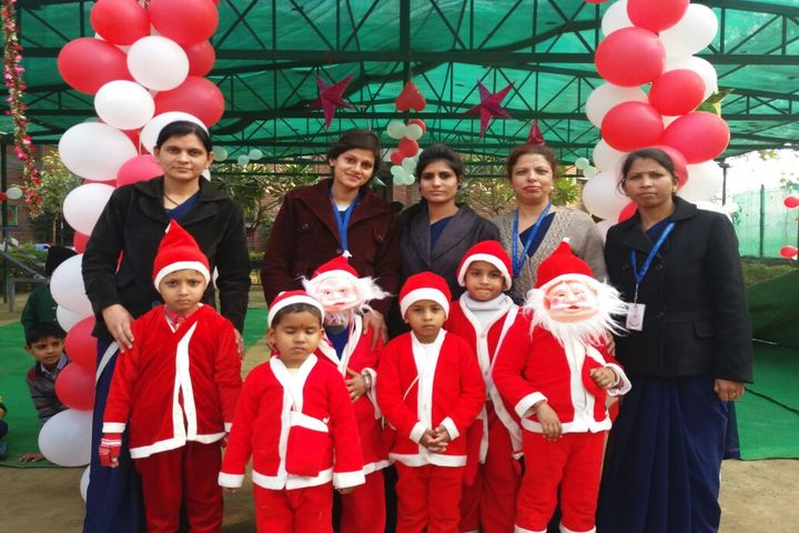 Krishna International School-Christmas Day Celebrations