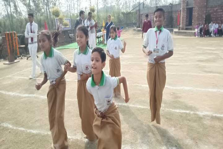 Krishna International School-Sports Meet