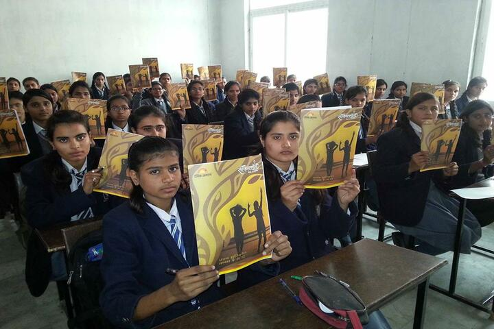 Krishna Public School-Classroom View