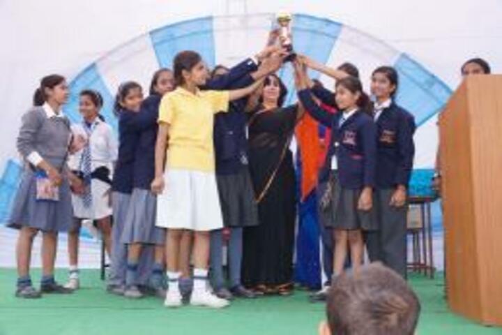 Krishna Public School-Prize Distribution
