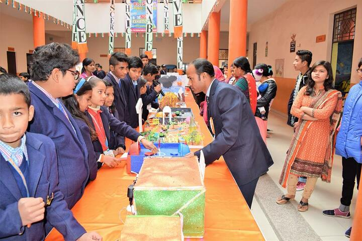 Krishna Public School-Science Fair