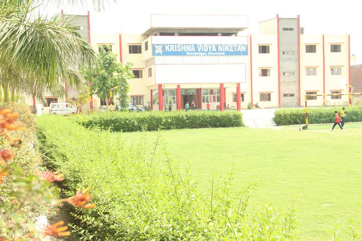Krishna Vidya Niketan-Campus View