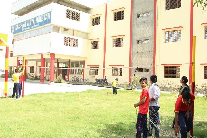 Krishna Vidya Niketan-Play Area