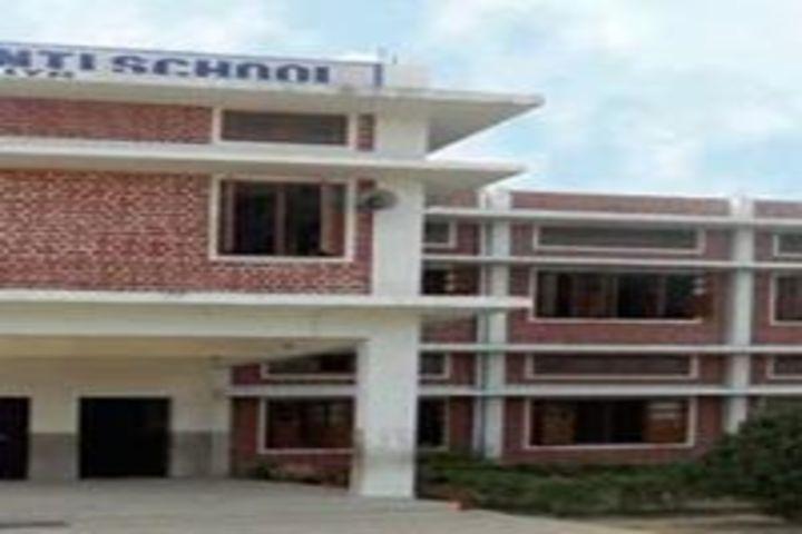 Krist Jayanti School-Campus View