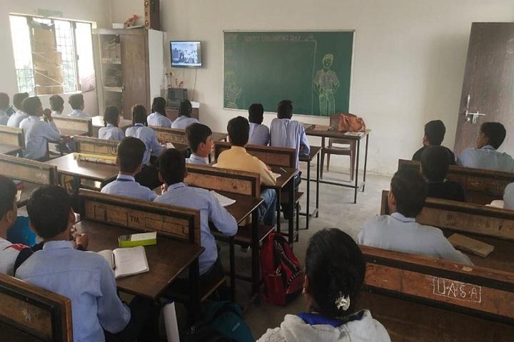 Kriti Public School-Classroom