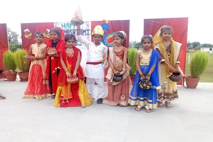 Kriti Public School-Fancy Dress