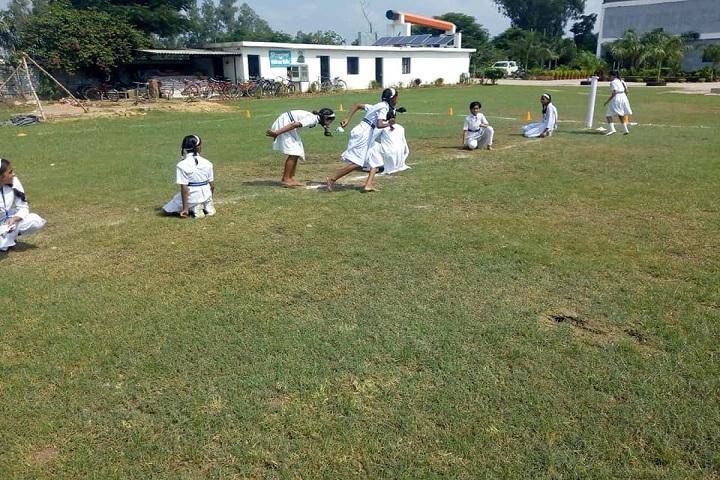 Kriti Public School-Games