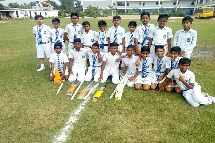 Kriti Public School-Sports Team