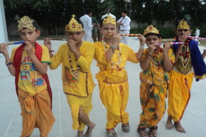 Kumkum Modi Public School-Other Activities 1