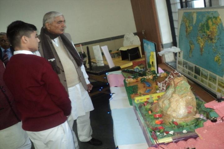 Kumkum Modi Public School-Science Fair