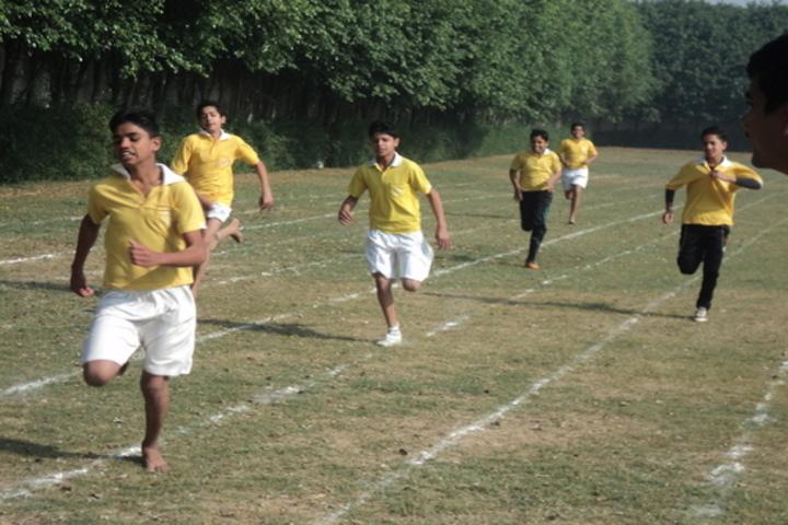 Kumkum Modi Public School-Sports