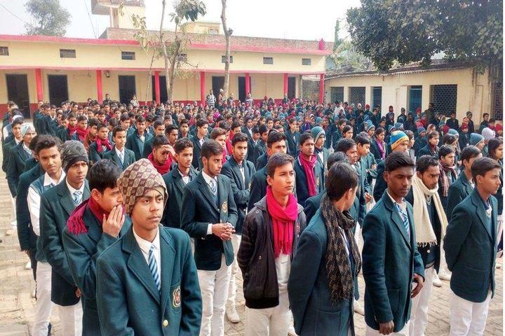 Kunwar Convent School-Assembly