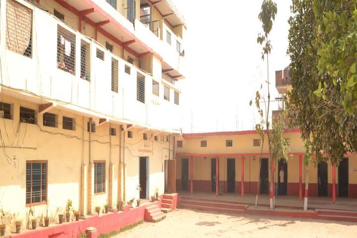 Kunwar Convent School-Campus Inside View