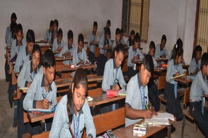 Kunwar Convent School-Classroom View