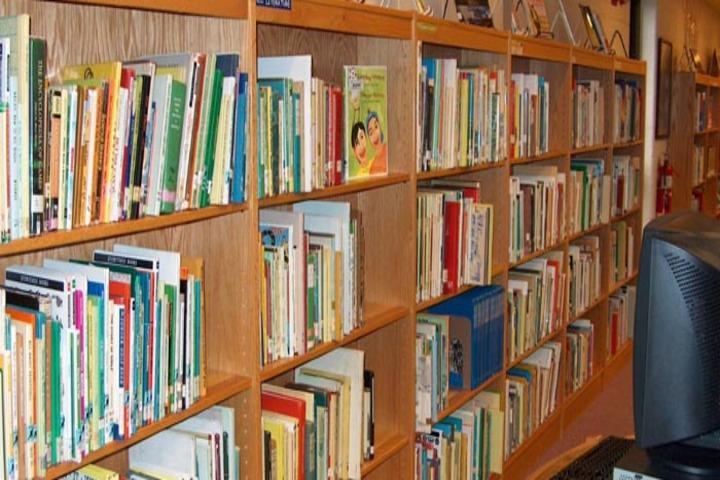 Kunwar Convent School-Library