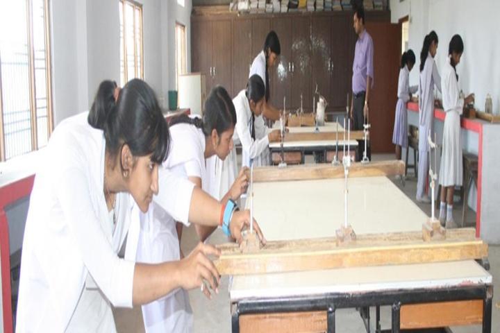 Kunwar Convent School-Physics Lab