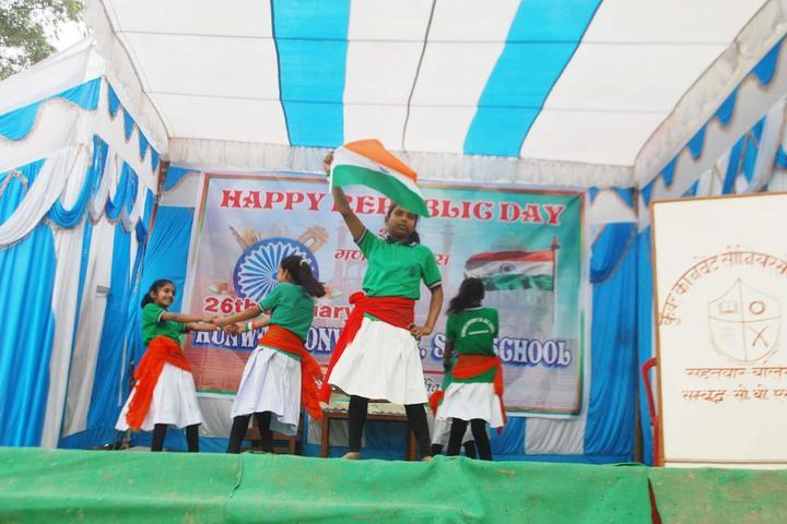 Kunwar Convent School-Republic Day Celebrations