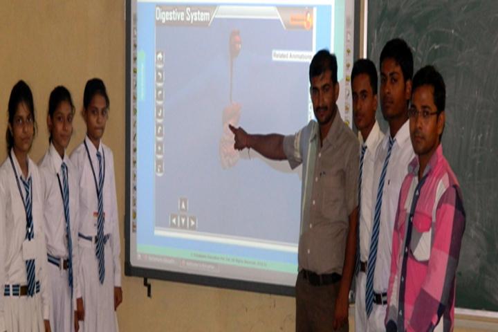 Kunwar Convent School-Smart Class