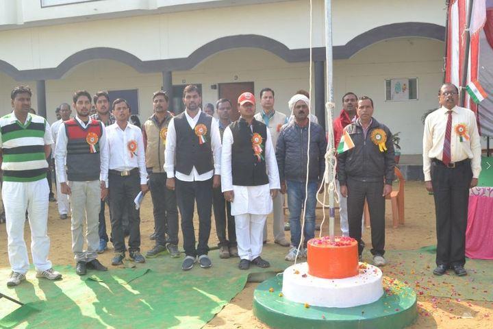 Kunwar Public School-Flag Hoisting