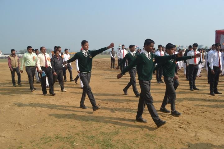 Kunwar Public School-March Past